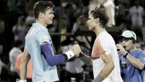 Rafael Nadal suffers defeat in quarter-final shock to Milos Raonic