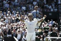 """Rafael Nadal: """"He hecho lo que tenía que hacer para pasar sin sufrir mucho"""""""