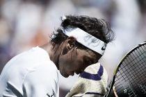 Rafael Nadal sucumbe ante un gran Dustin Brown