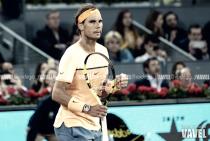 Gran debut de Rafael Nadal en México