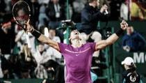 Nadal vence Ramos Vinolas e conquista o Masters 1000 de Monte Carlo pela 10ª vez