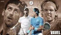 Roland Garros 2016: dos gallos en un mismo gallinero