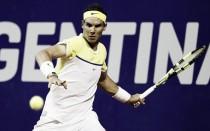 Na reedição da final de 2015, Rafael Nadal vence Juan Monaco no ATP 250 de Buenos Aires