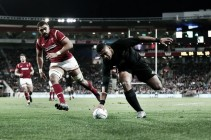 New Zealand 36-22 Wales: All Blacks second-half blitz sees off gallant Welsh in Wellington