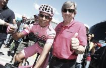 """Unzue: """"Nairo Quintana es el mejor escalador que he tenido"""""""