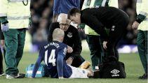 Steven Naismith, baja para enfrentar al Wolfsburgo