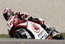 Takaaki Nakagami domina el primer día de tests de Moto2