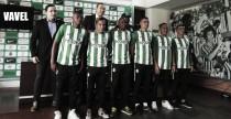 En imágenes: Presentación de los nuevos jugadores de Atlético Nacional para la temporada 2017