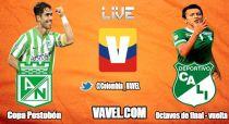 Nacional vs. Cali, Copa Postobón en vivo online