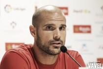 """Nano González: """"Queremos ganar en Valladolid para, por qué no, poder mirar hacia arriba"""""""