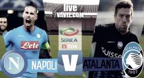 Napoli - Atalanta in diretta, LIVE Serie A 2016/17 (0-2): doppietta di Caldara, azzurri in bambola