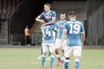 Risultato Club Brugge - Napoli, Europa League 2015/2016 (0-1): sblocca e decide Chiriches!