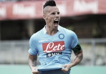 Hamsik reveals he may never leave Napoli