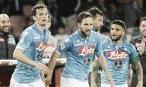 Troppo Napoli per la Samp: poker degli azzurri a Mihajlovic