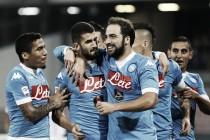 """Napoli, Higuain non risponde a Melo: """"Penso a giocare, Sarri umile con tutti. Sognare è lecito"""""""