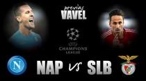 Napoli, bentornata Champions League! Il San Paolo spinge gli azzurri contro il Benfica