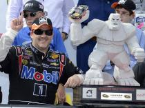 Stewart takes victory from JPM at Dover