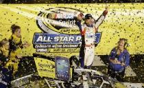 Johnson claims record fourth All Star race win