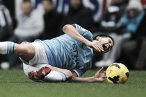 Samir Nasri's injury opens door for who in Manchester City's Champions League squad?