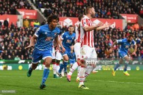 Stoke City 0-1 Bournemouth: Ake's first-half header helps Cherries to first away win of the season