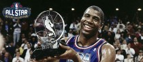 Flashback All-Star: Magic Johnson, un mago entre estrellas