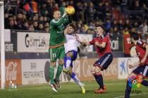 Osasuna - Real Zaragoza: puntuaciones de Osasuna, jornada 26 de la Liga Adelante
