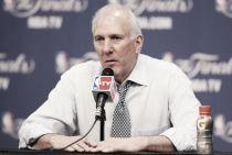 """Gregg Popovich: """"LeBron es un gran jugador, es incisivo"""""""