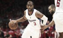 Chris Paul, duda ante los Rockets tras jugar lesionado contra los Spurs