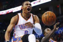 """Thunder, Westbrook mastica amaro: """" Miglior realizzatore? Non mi interessa """""""