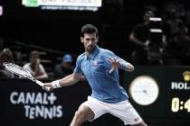 Atp Parigi-Bercy, Djokovic rimonta Dimitrov. Murray in scioltezza, out Nishikori