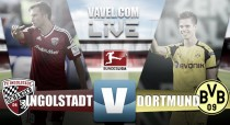 El Dortmund rescata un punto de Ingolstadt