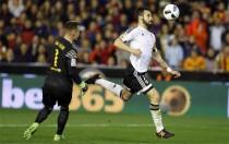 Valencia 1-1 Barcelona: Puntuaciones del Valencia, vuelta de semifinales de Copa del Rey