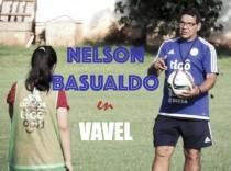 """Entrevista. Nelson Basualdo: """"España es un gran equipo y esta al nivel de los mejores"""""""