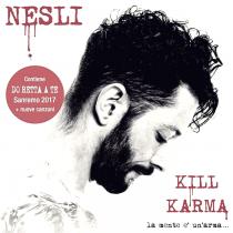 """Musica - Dopo Sanremo, Nesli ripubblica il suo Kill Karma e aggiunge che """"La mente è un'arma"""""""