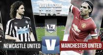 Newcastle United vs Manchester United en vivo y en directo online