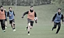 Il Milan torna ad allenarsi per preparare la sfida contro il Crotone