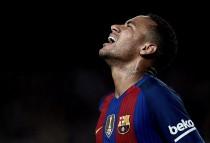 Neymar se desangra en Liga: lleva dos meses sin ver puerta
