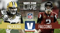 Match Green Bay Packers 21-44 Atlanta Falcons on NFL 2017