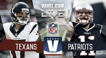 Houston Texans vs New England Patriots Live Stream Updates and Results of 2017 NFL Playoffs Divisional Round (16-34)