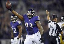 Los Ravens pasan por encima de los Steelers