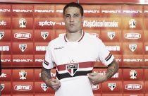Lateral-direito Bruno é apresentado no São Paulo e espera resolver problemas na posição