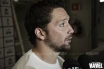 """Manuel Iturra: """"El equipo está haciendo las cosas bastante bien"""""""