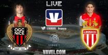 Live Nice - Monaco, le match en direct