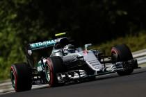 Hungaroring, FP2: Rosberg vola, ma Ferrari e Red Bull migliorano