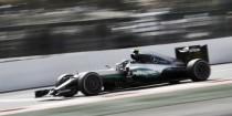 Mercedes continúa con su dominio en los Libres 1 de Monza