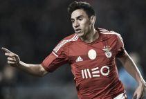 Gaitán tiene clara su continuidad en el Benfica