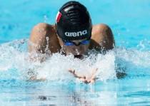 Nuoto, Riccione - Tricolori Invernali: Detti si impone anche nei 200, Martinenghi illumina la rana