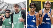 Rio 2016: Sorteggio amaro nel beach volley