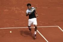 Almagro cae en Madrid