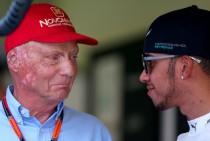 """Hamilton: """"Cuando empecé, Niki no era un gran fan mío"""""""